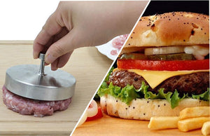 Stainless Steel Burger Maker
