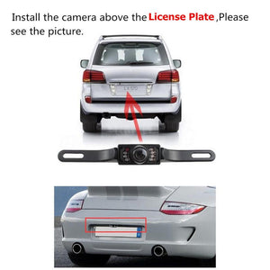 High Definition Vehicle Backup Camera