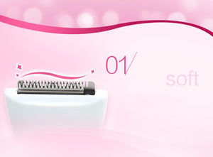 5-In-1 Face & Body Electric Epilator