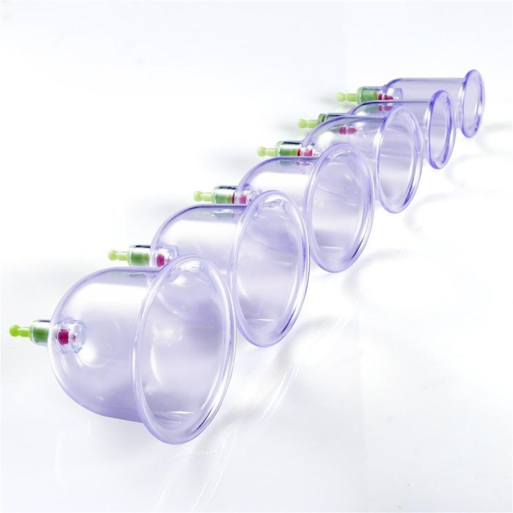 Pain Relief Cupping Therapy