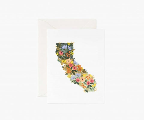 California Wildflower Notecards, Set of 8