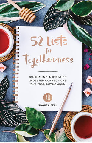 52 Lists for Togetherness, Promoted Journal