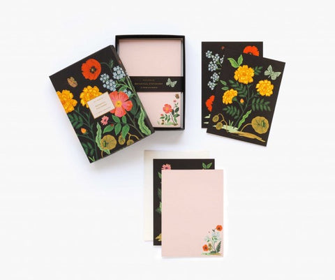 Botanical Boxed Stationery Set