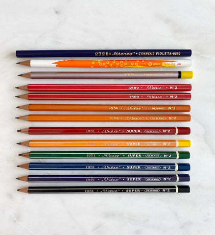"Viarco ""Fairly Committed"" Pencil Pack"