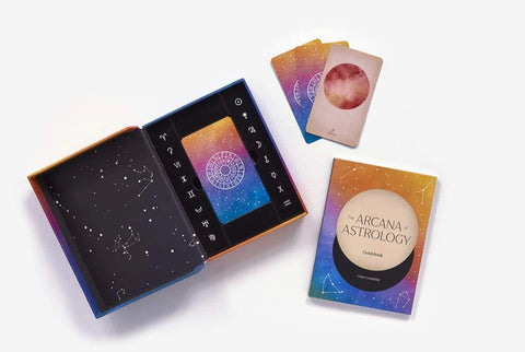 Oracle Deck, The Arcana of Astrology