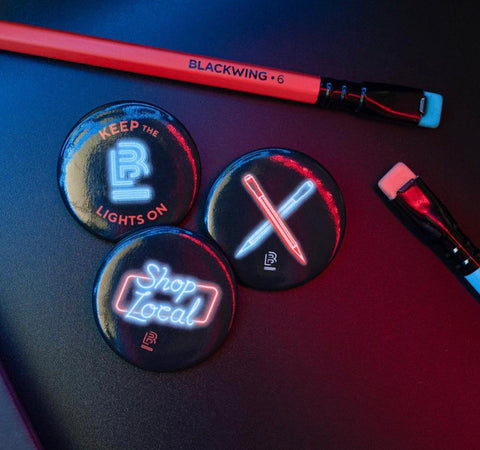 Blackwing Vol. 6 Buttons
