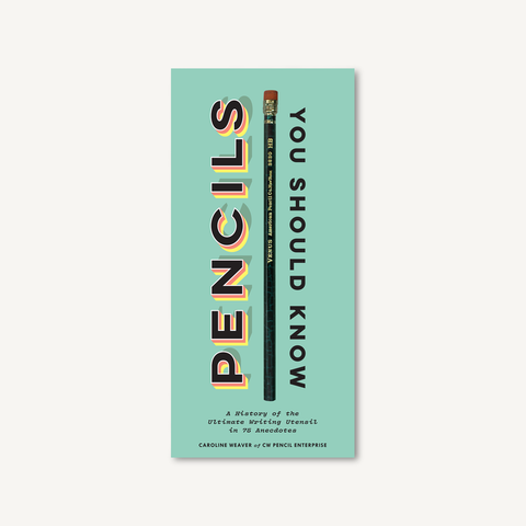 Pencils You Should Know Book