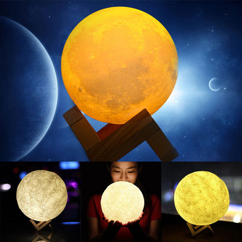 2018 Night Moon Lamp