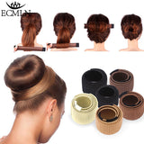 Hair Accessories Synthetic Wig Donuts
