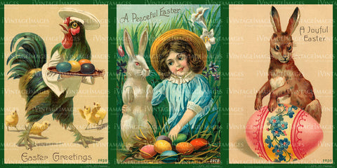 Easter 1907-1925
