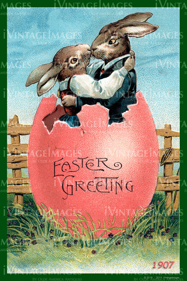 Easter 1907 - 001