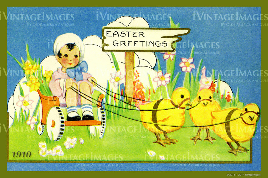 Easter 1910 - 035