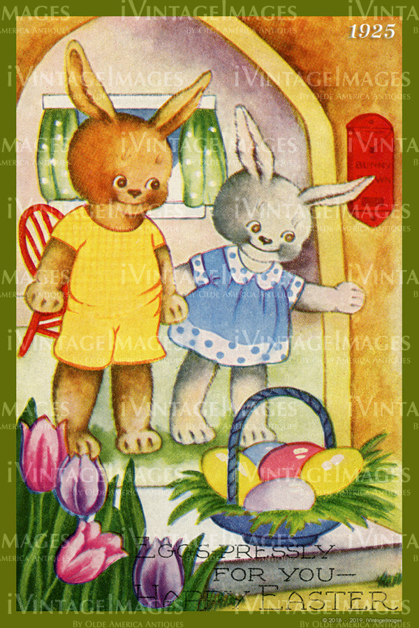 Easter 1925 - 043