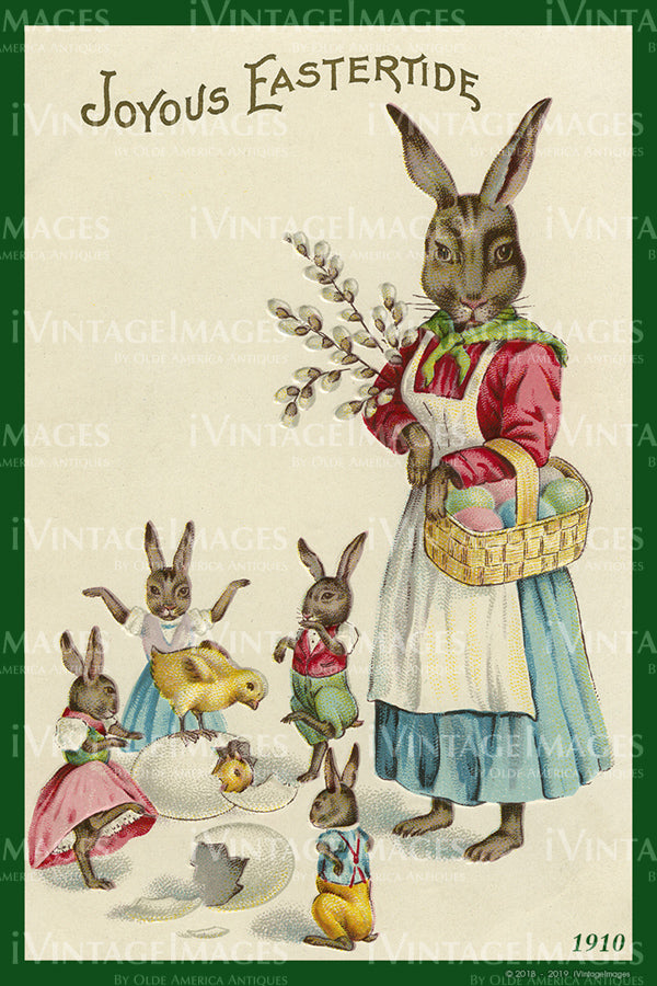 Easter 1910 - 061