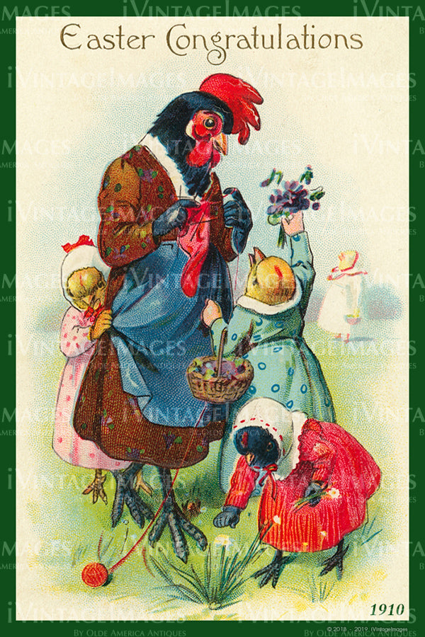 Easter 1910 - 077