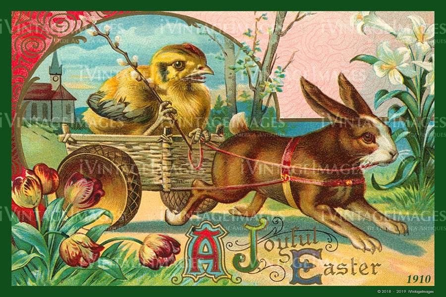 Easter 1910 - 110
