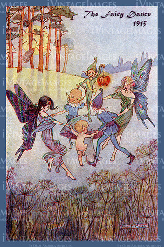 Hilda Miller Fairy 1915 - 3 - The Fairy Dance