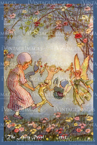 Hilda Miller Fairy 1915 - 7 - The Fairy Revel