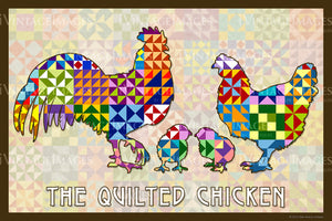 Chicken Silhouette Version A by Susan Davis - 17