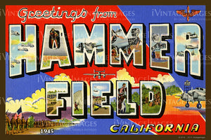 Hammer Field Large Letter 1945 - 016