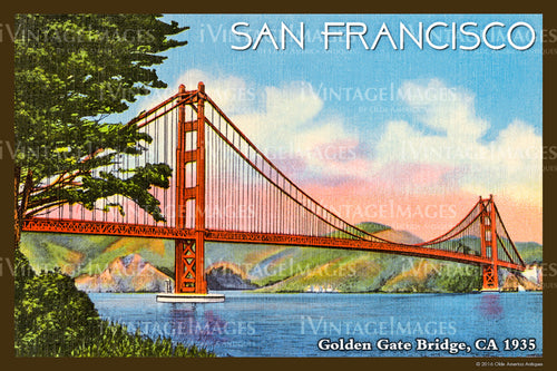 Golden Gate Bridge 1935- 009