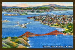 Golden Gate Bridge 1935- 010