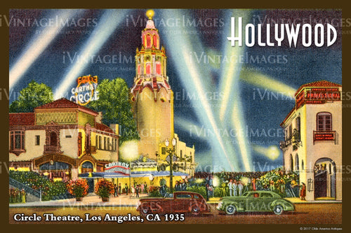 Southern CA Hollywood 1935 - 013