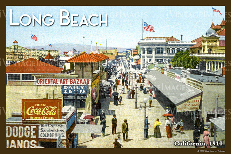Southern CA Long Beach 1910 - 029