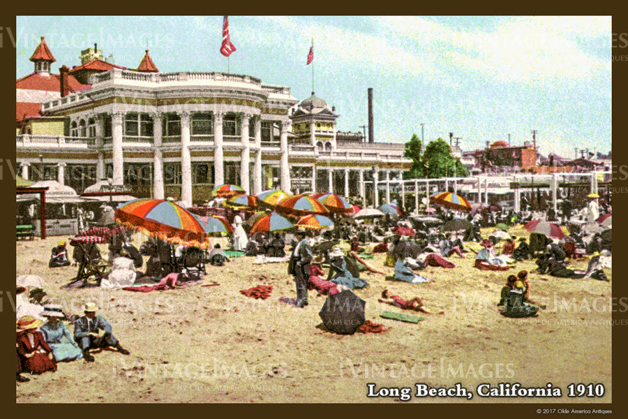 Southern CA Long Beach 1910 - 030