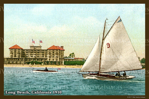 Southern CA Long Beach 1910 - 031