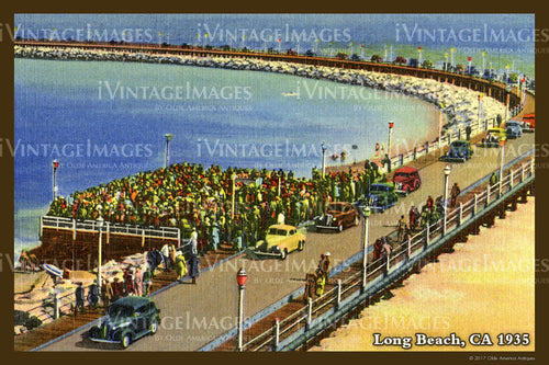 Southern CA Long Beach 1935 - 035