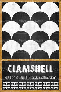Clamshell Quilt Block Design by Susan Davis - 7