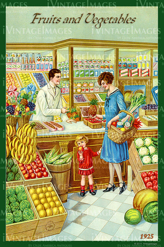 Grocery Store - 1925 - 037