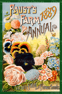 Fausts Flower Seeds 1889 - 047