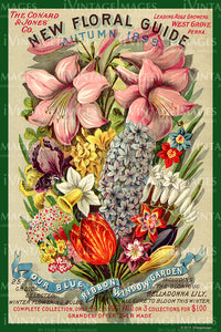Conard Jones Flower Seeds 1898 - 052