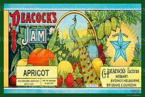 Peacocks Apricot Jam 1915 - 031