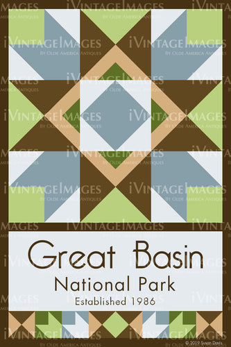 Great Basin Quilt Block Design by Susan Davis - 39