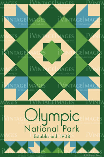 Olympic Quilt Block Design by Susan Davis - 67
