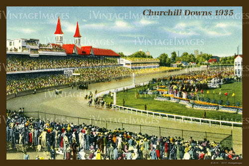 Kentucky Churchill Downs 1935 - 015