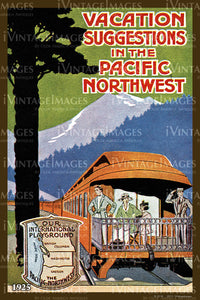 Vacation Pacific Northwest Cover 1925 - 059