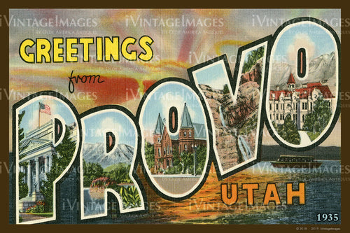 Provo Large Letter 1935 - 008