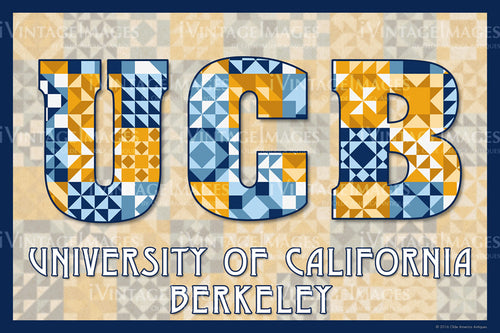 University of California Berkeley Version 1 by Susan Davis - 037