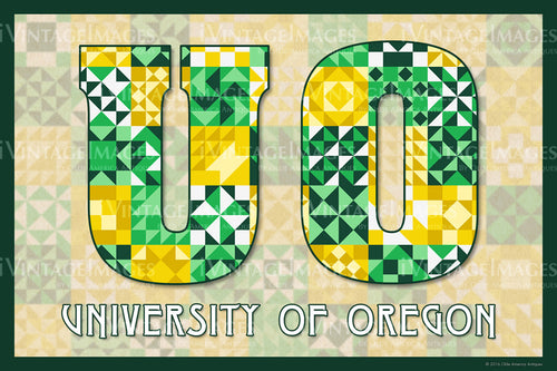 University of Oregon Version 1 by Susan Davis - 056