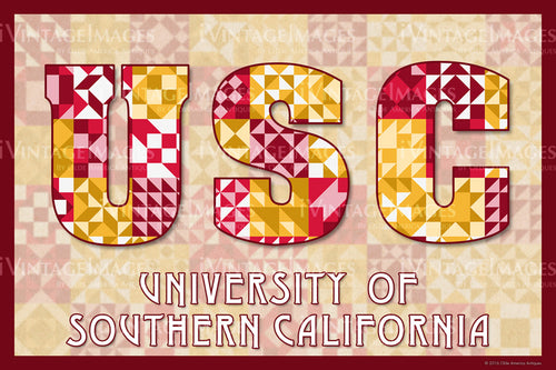 University of Southern California Version 1 by Susan Davis - 058