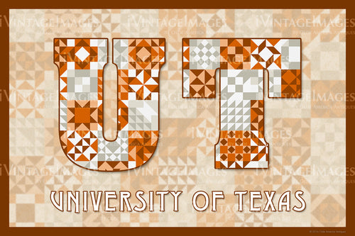 University of Texas Version 1 by Susan Davis - 060