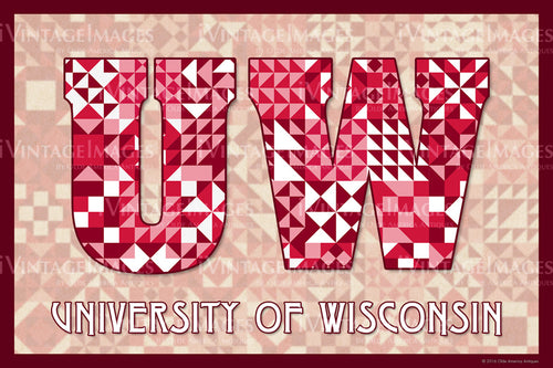 University of Wisconsin Version 1 by Susan Davis - 064