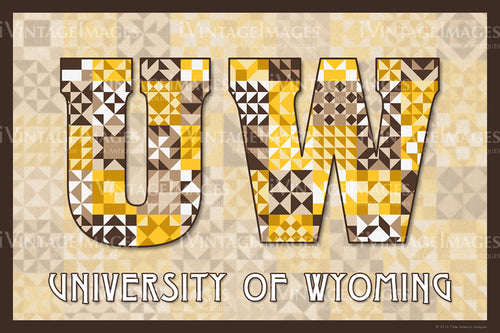 University of Wyoming Version 1 by Susan Davis - 066
