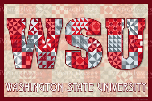 Washington State University Version 1 by Susan Davis - 068