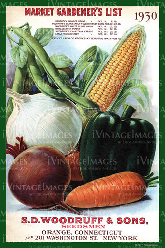 Woodruff Vegetables 1930 - 014