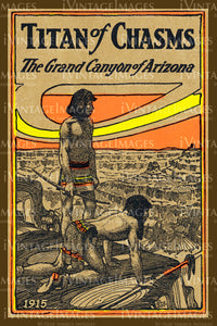 Grand Canyon Poster 1915 - 31